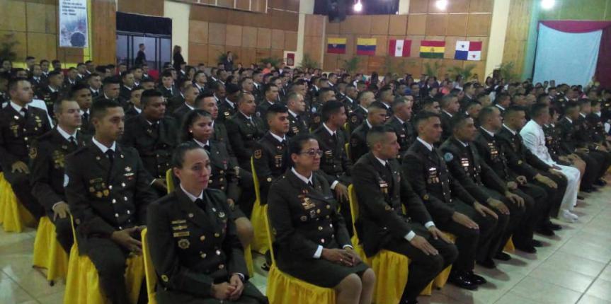 Zodi-Mérida realizo Acto de Ascensos al Grado y Jerarquía inmediata Superior