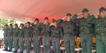 Los Generales de Brigada Alfonzo Torres Páez, Danny Ferrer Sandrea y Aquilino Rafael Mata recibieron el mando de los Comandos de Zona 51,52 y 71 de la GNB
