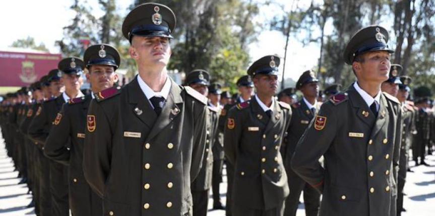 1328  Sargentos  Segundos  ingresan a las filas de la GNB