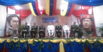48 efectivos castrenses de la GNB ascendieron en el estado Cojedes