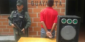 GNB obtuvo resultados positivos en operativos en el estado Aragua