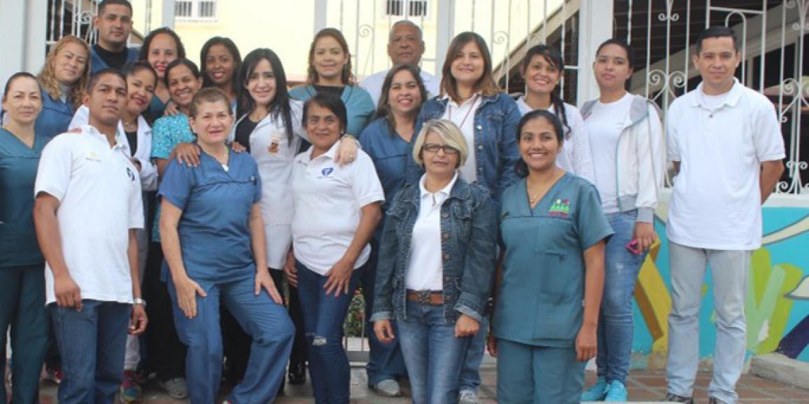 Centro de Atención Integral al Niño de la GNB realizó despistaje de enfermedades cardiovasculares a niñas y niños con condiciones especiales y diversidad funcional