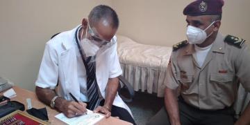 GNB Zulia realiza de manera simultánea Jornada Médico Asistencial en Maracaibo y la Col