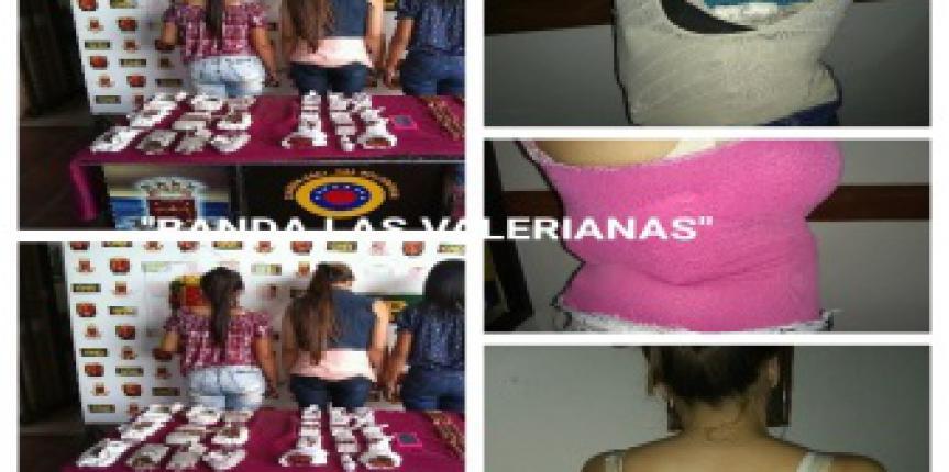 GNB captura a tres mujeres con 31 kilos de cobre en Peaje de Zea