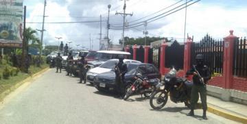 GAES Cojedes retuvo seis vehículos por irregularidad en los seriales