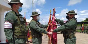 GNB activó tres nuevas unidades operativas en el estado Bolívar con más de 300 combatientes