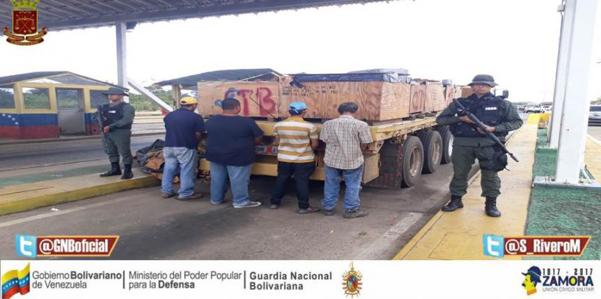 GNB incautó 10 toneladas de plástico reciclable en la Faja Petrolífera
