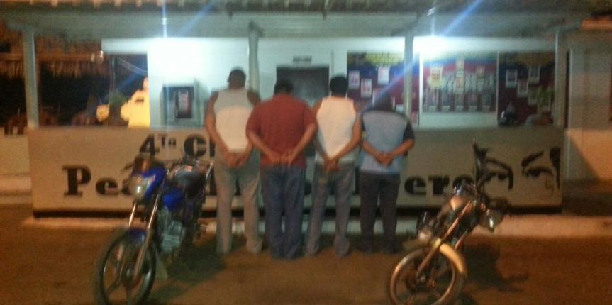 GNB Guárico aprehendió a tres ciudadanos en entrega controlada de dinero