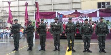 REDI Guayana cuenta con nuevos comandantes de zona de la GNB
