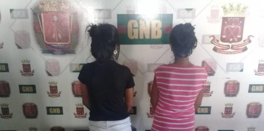 """GNB Nueva Esparta desmantela banda """"La Ñeca"""" dedicada al robo de transeúntes"""