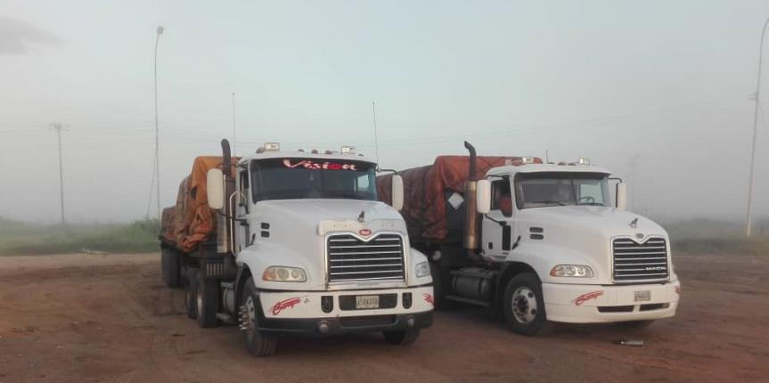 Más de 41 mil litros de aceite de motor retuvo la GNB en Anzoátegui