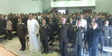 Zona Operativa de Defensa Integral de Falcón efectuó acto de ascenso y reconocimiento al personal militar de la FANB