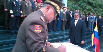 M/G Néstor Reverol participó en el inicio de los actos conmemorativos del Día de la Batalla de Carabobo