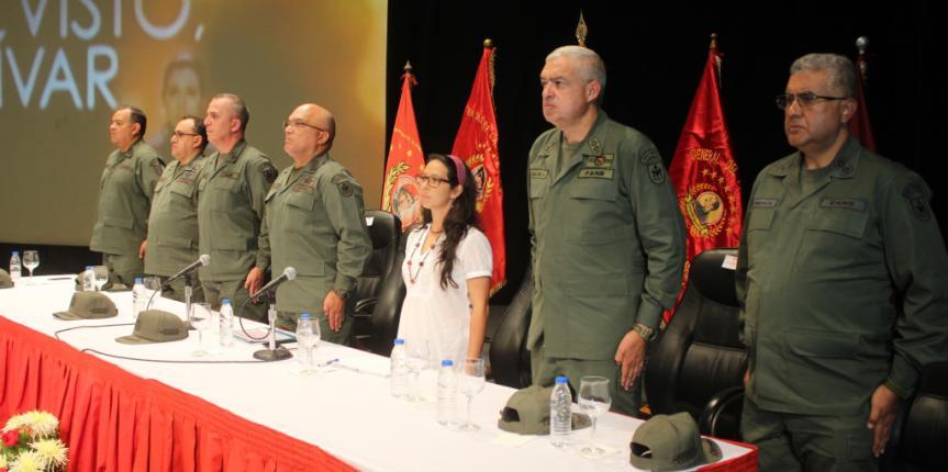 GNB abre sus puertas a la juventud para forjar hombres y mujeres libertadores