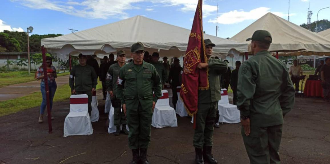 GNB activó dos nuevos Destacamentos en el estado Bolívar