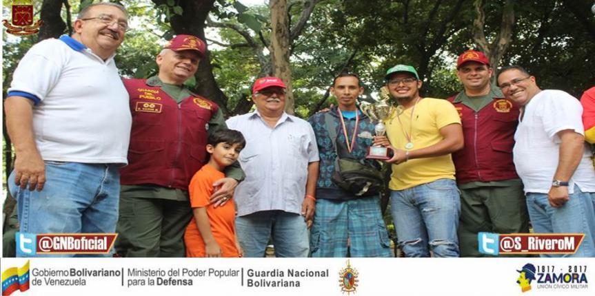 Guardia del Pueblo realizo Jornada de Articulación Social a los habitantes del Paraíso