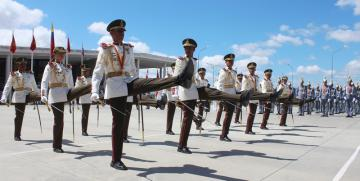 194 Oficiales de Tropa pasan a formar parte de la FANB