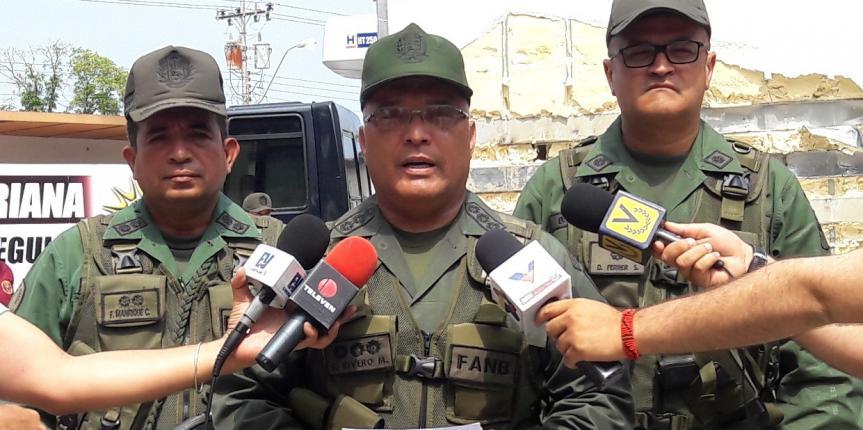 GNB da nuevo golpe al narcotráfico en Anzoátegui