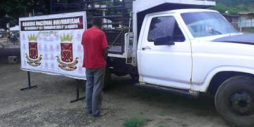 Detenido ciudadano por circular en camión robado en Guárico
