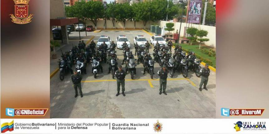 Más de mil efectivos inician Operativo de Seguridad Ciudadana en el Zulia