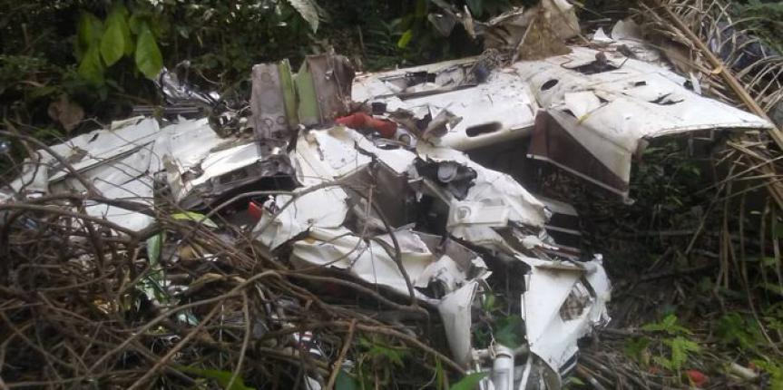 """Dos pistas más fueron destruidas en el Sur del Lago en el marco de la """"Operación Boquete"""""""