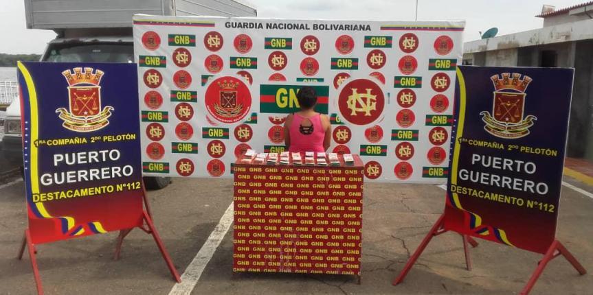 GNB Zulia retuvo en solo 12 horas más de 26.500 bolívares soberanos