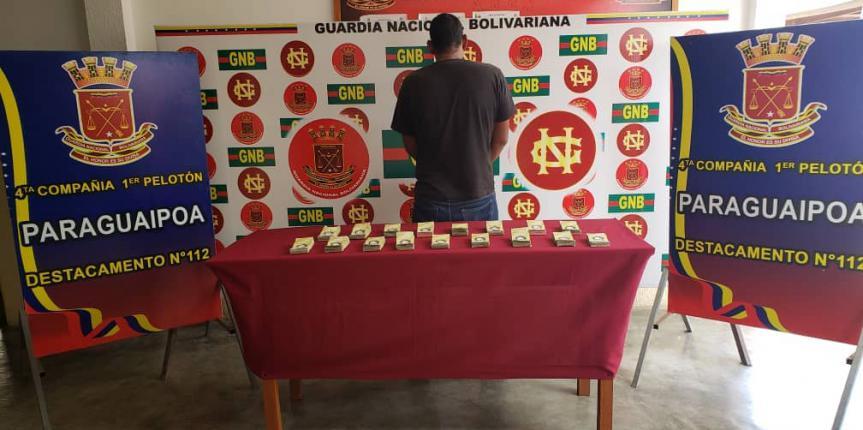Combustible y dinero en efectivo fue retenido por la GNB en la frontera norte del Zulia