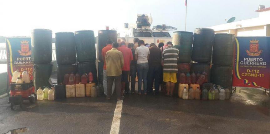 """GNB intensifica plan """"Antipimpineros"""" 19 personas fueron detenidas durante operativo nocturno"""