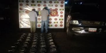 GNB incautó casi 48 kilos de cocaína en Mucurubá estado Mérida