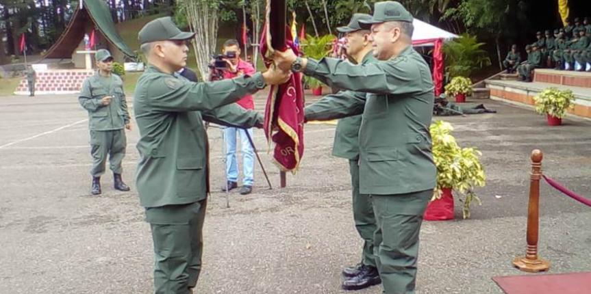 Esguarnac de Cordero cuenta con nuevo Director