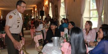 GNB celebra el Día de la Secretaria
