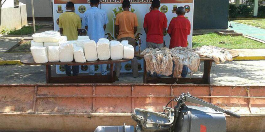 GNB desarticuló banda que azotaba a productores en Guárico
