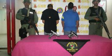 Comandos Rurales de la GNB frustran secuestro en Anzoátegui
