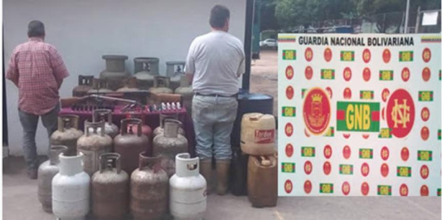 GNB Táchira desmanteló banda Los Morenos