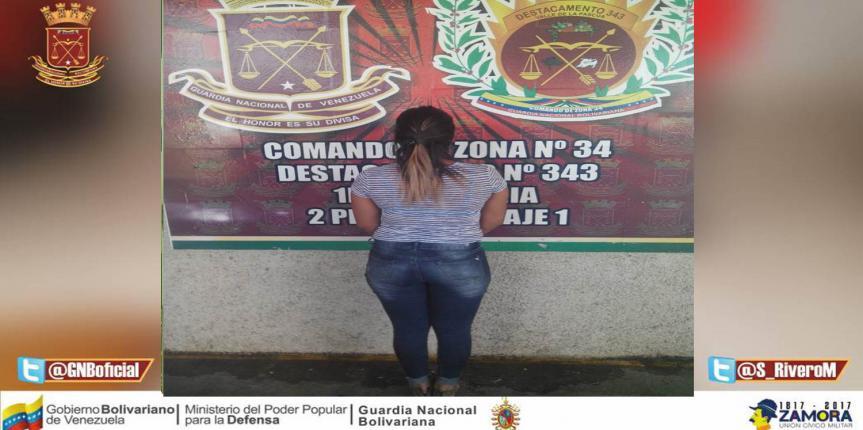 GNB capturó a 4 prófugos en el estado Guárico