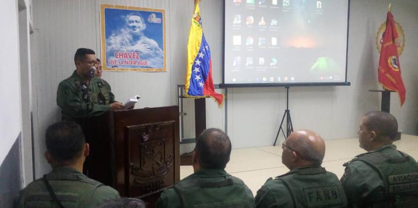 Redi, Zodi y Comando de Zona GNB realizan reunión de la Operación Cívico Militar Bicentenario de Angostura 2019