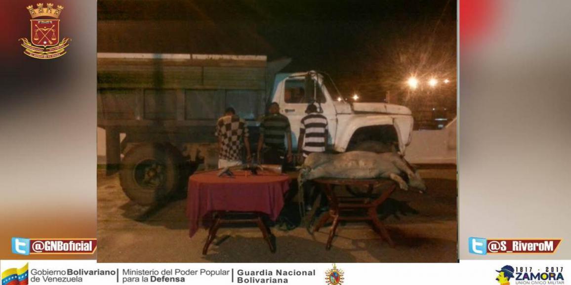 GNB Guárico Frustró Robo Y Secuestro En Finca