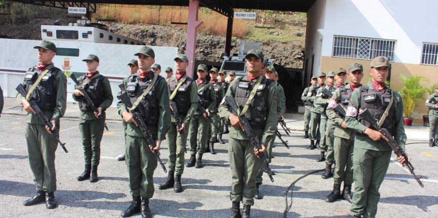 ZODI Mérida desplegó casi 700 hombres para brindar seguridad