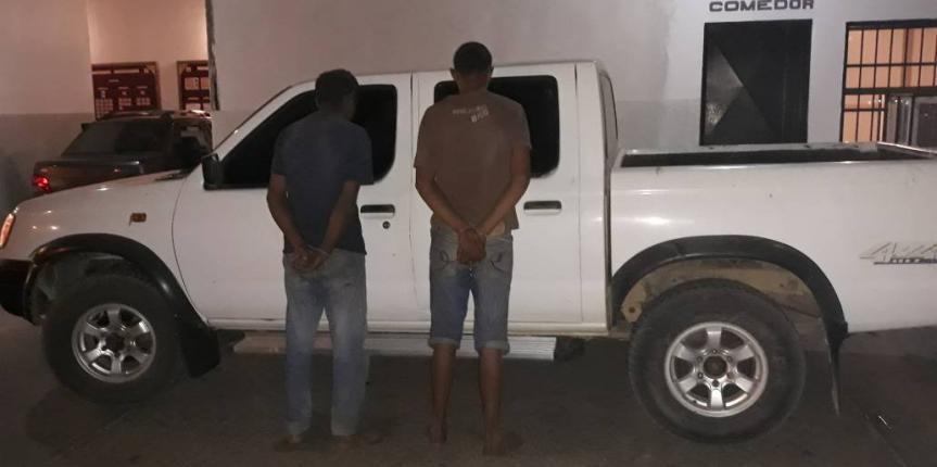 "GNB Guárico aprehendió a dúo ""robacarro"""