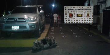 GNB desmanteló banda de narcotraficantes en La Pedrera